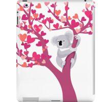 Love Koala in Tree iPad Case/Skin