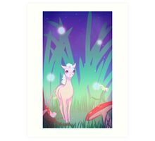 Tiny Unicorns Art Print