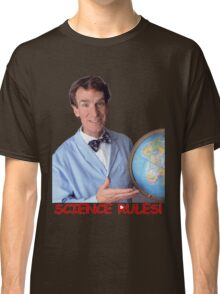 Bill Nye the Science Guy Classic T-Shirt