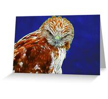 Falcon #1 Greeting Card