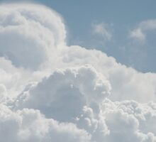Clouds by randomness
