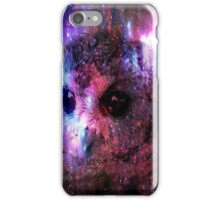 there are some who call me the space owl iPhone Case/Skin