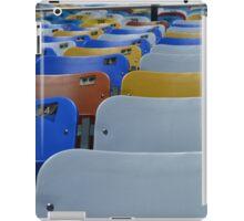 DAYTONA INTERNATIONAL SPEEDWAY SEATS iPad Case/Skin