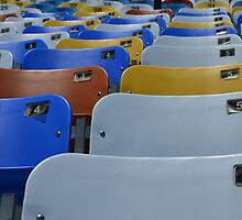 DAYTONA INTERNATIONAL SPEEDWAY SEATS by kathyholliker