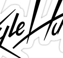 Kyle Hughes Sticker  Sticker