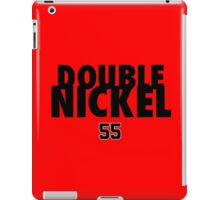 Double Nickel - MJ 55 points iPad Case/Skin