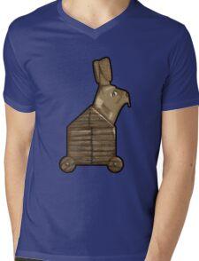 Military Strategy: Level Knight Mens V-Neck T-Shirt