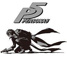 Persona 5 Protagonist  by Schad Lloyd