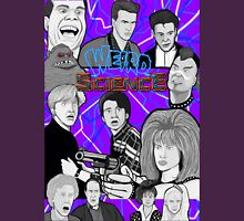 weird science 30th anniversary collage Unisex T-Shirt