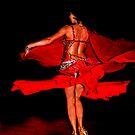 Belly Dancer #02 by Peter Evans
