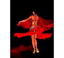 Belly Dancer #02 Photographic Print