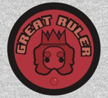 Great Ruler (Red) Kids Tee