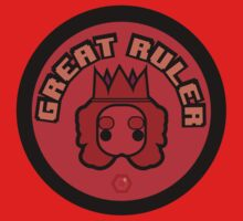Great Ruler (Red) One Piece - Short Sleeve