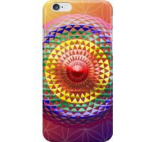 Healing Centre Mandala iPhone Case/Skin