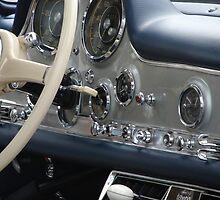 Gull Wing Cockpit by Dave Lloyd