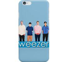 Weezer - Blue Album iPhone Case/Skin
