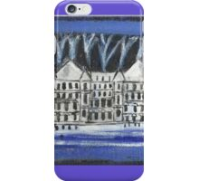 The White Palace(after an assemblege by Joseph Cornell) iPhone Case/Skin