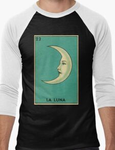 Luna Tarot Men's Baseball ¾ T-Shirt