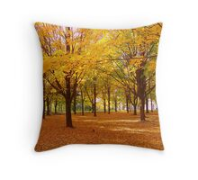 All Falls Down Throw Pillow