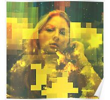 Pixelated Dreams Poster