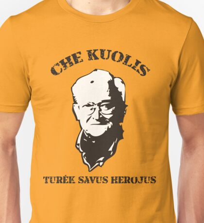 Che Kuolis tribute Che Guevara style Unisex T-Shirt