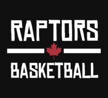 Raptors Basketball by ericjohanes