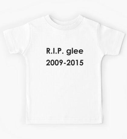 R.I.P. Glee Kids Tee