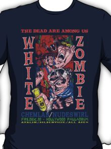 White Zombie In Concert T-Shirt