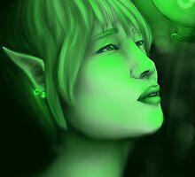 Elf Key by emcilree
