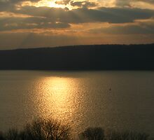 "Palisades Sunset by David ""Oz""  Osterczy"