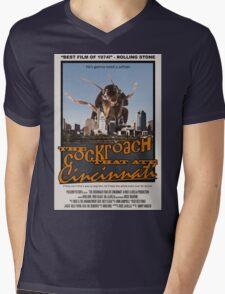 THE COCKROACH THAT ATE CINCINNATI Mens V-Neck T-Shirt