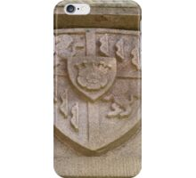 Shield on the Wall iPhone Case/Skin