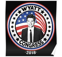 Ben Wyatt | Congress 2018 Poster