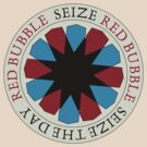 Seize Red Bubble Seize The Day by Zehda