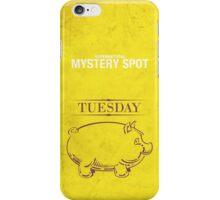 Supernatural 3x11 - Mystery Spot iPhone Case/Skin