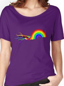 Rainbow warrior... Women's Relaxed Fit T-Shirt