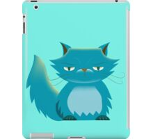 Cat No.5 iPad Case/Skin