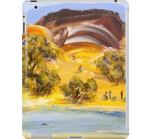 Meet by the creek iPad Case/Skin
