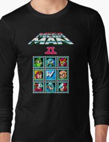 Megaman 2 Long Sleeve T-Shirt