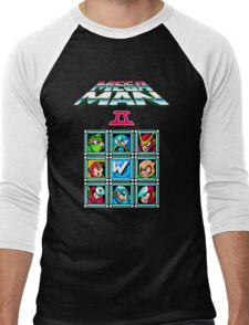 Megaman 2 Men's Baseball ¾ T-Shirt