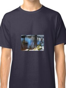 Winter's Shadows Classic T-Shirt