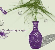 celebrating magic by Ivana Ivanova Milcinoska