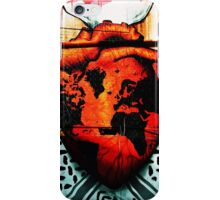 Don't let your heart stop beating in time ... iPhone Case/Skin