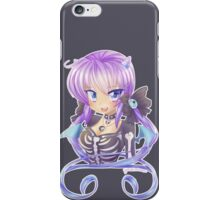 Creepy Cute Anime Girl iPhone Case/Skin