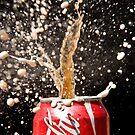 Open Coke by BigRPhoto