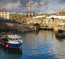 Cornish Cornwall by DonDavisUK