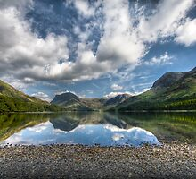 Buttermere by William Lee