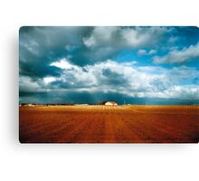 spanish countryside Canvas Print