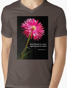 Nature is Beautiful Mens V-Neck T-Shirt
