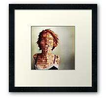 Complexity in a jaded world Framed Print